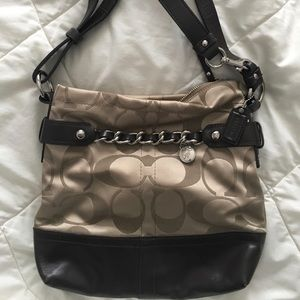Brand New Authentic Coach Hobo Small Purse